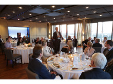Christof v. Kalle. Speakers Dinner. Innovationsworkshop 5.Juni 2014