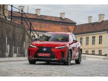 Nya Lexus UX 250h