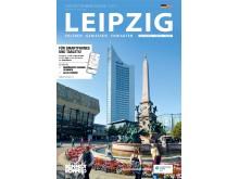 Titelseite Gästeführer Leipzig