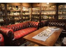 Whisky lageret på Hotel Skansen