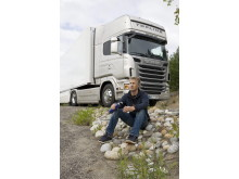Scania støtter Årets Transportvirksomhed