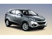 ix35 nytt formspråk för Hyundai