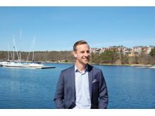Håkan Ferm, Försäljningschef Sverige