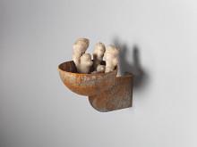 Minus Tio - Open wall bowl - Design Jenny Nordberg