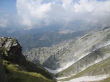 Garfagnana Valley scenery