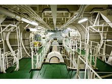 High res images - Sika UK - Engine room