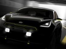 Nytt koncept från Kia på Bilsalongen i Frankfurt