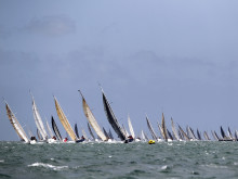 High res image - Raymarine - RTIR Fleet - Copyright Paul Wyeth