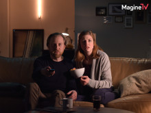 "Foto TV-Spot ""Alles schwarz!"" 01, Magine TV"