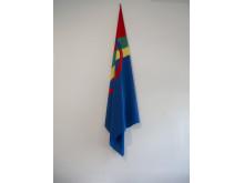 Låt älven leva. Synnöve Persen, Samisk flagga 1977