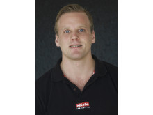 Christoffer Isaksson ny distriktschef inom Miele