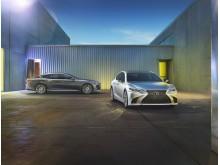 Nya Lexus LS 500
