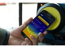 Doprava v Londýně - bezkontaktní platby - ilustrační foto 2