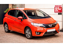 Honda Jazz - Highly Commended - Britain's Safest Car