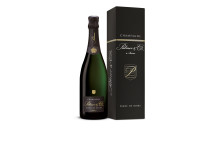 Följ trenden och prova Champagne Palmer Blanc de Noirs (beställningssortimentet, 349 kr, 75799)