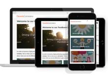 Portals ett digitalt rum för feedback