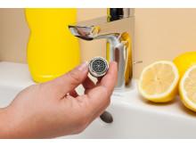 Rengøring af din vandhane