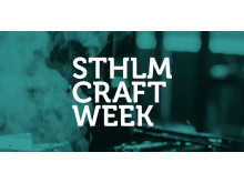 STHLM CRAFT WEEK