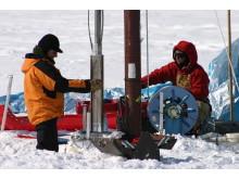 Iskjerneboring (1), Grønland