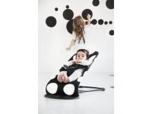 BABYBJÖRN Babysitter Balance Soft, Dots by Karin