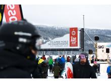 Åre gennemfører VM i alpint skiløb