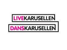 Livekarusellen Danskarusellen logga