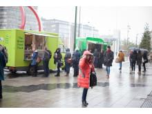 Nytt för i år: Food Trucks