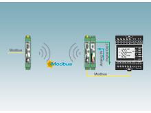 I/O og serielle data via et trådløst interface