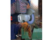 Ny kappeskive med 1,3 mm tykkelse - Miljø