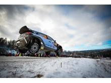 Paddon Rally Sweden 2016 - 2