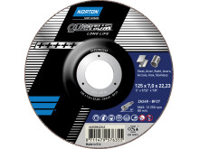 Norton Quantum - Grinding wheel Long Life