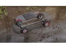 Ford fyrhjulsdrift