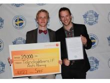 Årets förening 2016 - Teknologkårens Idrottsförening