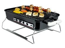 Bærbar grill/turgrill/piknik grill