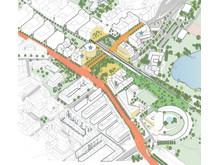 Det nya området blir en viktig pusselbit i Stockholms innerstad.