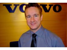 Fredrik Rigö - Marknadskommunikationschef Swecon Anläggningsmaskiner
