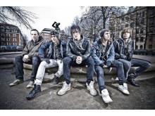 Bohemian Lifestyle-vinnare Rockkarusellen Stockholm 2009