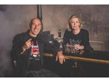 (C) P6:  Programlederne Andre Jerman og Silje Stang