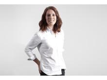 Emma Knutsson, projektledare Nine Yards