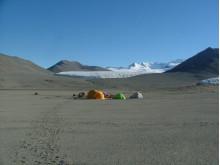 Miers Valley, Antarktis.