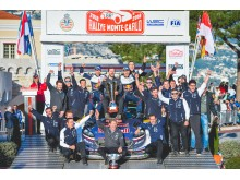 FIA WORLD RALLY CHAMPIONSHIP 2018 -WRC Monte Carlo (FRA)