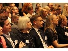 Deltagere ved Berlingske Talent 100 konferencen 2014 (foto af Søren Dandanell)