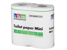 KBM Toalettpapper Mini 55m Kvalitet High