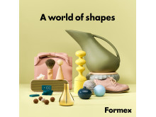 A world of shapes - Formex 2018