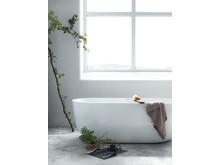 Forma 120 Vit_Detalj badkar