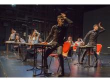 Die getanzte Schulstunde - Aufführung