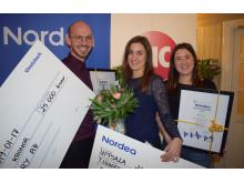Nordeas resestipendium 2019_Foto UIC
