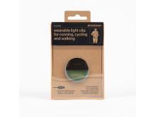 Minilampa Eclipse, svart förpackning