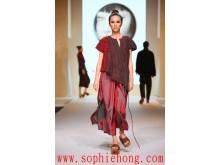 Sophie Hong, designer från Taiwan
