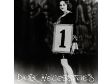 Dark necessities singelcover